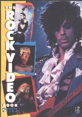 Paulette Weiss - The Rock Video Book - USA   Book - 55339-9 ex