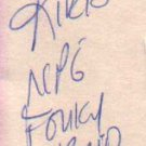 Kirk Johnson - Autograph - Kirk Johnson - USA   Memorabillia -   m