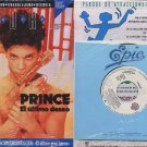 Prince, Various - Guia Madrid August 1993 + Prince Promo - Spain   Magazine - nu