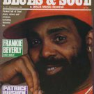 Frankie Beverley,Change,Patrice Rushen,Jermaine Jackson - Blues & Soul May 1984
