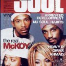 Arrested Development, Heavy D, Omar, Ahmad, McKoy - Blues & Soul June 1994 - UK