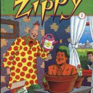 Various - Zippy July 1993 - USA   Comic -   m