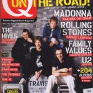 The Hives, U2, Madonna, Rolling Stones - Q Magazine - March 2002 - UK   Magazine