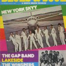 The Gap Band,Lakeside,New York Skyy,The Whispers,Linx - Blues & Soul March 1981
