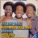 The Gap Band,Kool and The Gang,Sadane - Blues & Soul April 1981 - UK   Magazine