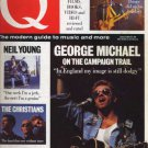 Prince.The Christians,George Michael,Neil Young, - Q Magazine - June 1988 - UK