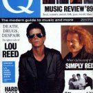 Prince,Simply Red,Lou Reed,Guns n' Roses - Q Magazine - Feb 1989 - UK   Magazine