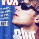 Prince,Cantona,John Lennon,Steve Coogan,Richie Edwards,Blur - Vox January 1996 -