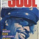 Prince,Bootsy Collins,Joe Sample,Surface,Stevie Wonder - Blues & Soul - December