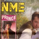 Prince, Simple Minds, Malcolm Mclaren - New Musical Express July 1989 - UK   New
