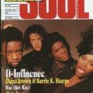 Prince, D-Influence, Diana Brown, Chris Jasper, Motown - Blues & Soul - July 199