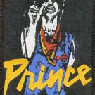 Prince - Patch - Prince at Mic -     Patch -   NEW