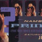 Prince - Flyer - Bay Area Birthday X-Perience - USA   Flyer -   M