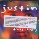 Justin - This Boy - 3 Track UK Promo CD -Lennon/McCartney
