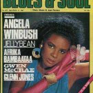 Prince,Angela Winbush,Jellybean,Afrika Bambaataa,Glenn Jones - Blues & Soul Sept