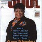 Ann Nesby, S.W.V., Jimmy Jam & Terry Lewis, Trevor Nelson - Blues & Soul April 1