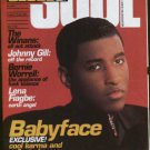 Prince, Lena Fiagbe, Babyface, Johnny Gill - Blues & Soul - August 1993 - UK   M