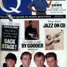 Ry Cooder,Robert Plant,Wet Wet Wet, - Q Magazine - March 1988 - UK   Magazine -