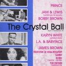 Prince, James Brown, Karyn White, Jam & Lewis - Crystal Ball Fanzine - Issue 6 S