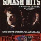 Prince,U2,Madonna,A-Ha,Stevie Wonder,King,Wham! - Smash Hits - Jan 1986 - UK   M