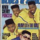 Neneh Charry,Princess,Stephanie Mills,Alyson Williams - Blues & Soul July 1989 -
