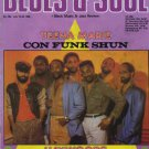 Teena Marie,Haywoode,Isley Brothers,Con Funk Shun - Blues & Soul July 1986 - UK