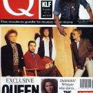 Qyeen, KLF, Lemmy, Motorhead, Cowboy Junkies - Q Magazine - March 1991 - UK   Ma