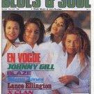 Johnny Gill,En Vogue,Blaze,Lance Ellington,X Clan - Blues & Soul - May 1990 - UK