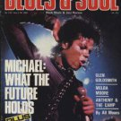 Michael Jackson,Tyka Nelson,Prince,Melba Moore,Glen Goldsmit - Blues & Soul July
