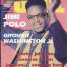 Jimi Polo, Sabrina Johnson, Venessa Simon, Jabulani - Blues & Soul - August 1992