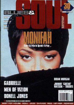 Prince, Monifah, Gabrielle, Donell Jones, Brian Morgan - Blues & Soul June 1996