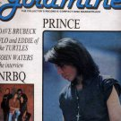Prince, Dave Brubeck, Various - Goldmine - May 1990 - USA   Newspaper -   ex