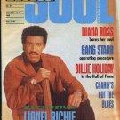 Diana Ross, Lionel Richie, Billie Holiday, Gang Starr - Blues & Soul - June 1992