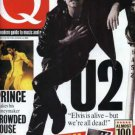 Prince,Crowded House,U2,Wilson Phillips,Tim Finn - Q Magazine - July 92 - UK   M