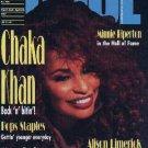 Chaka Khan, Pop Staples, Alison Limerick, Mass Order - Blues & Soul - March 1992