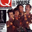 ZZ Top,Crowded House,Hendrix,Suede, Amie Mann,Frank Zappa - Q Magazine - Feb 94