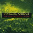 "Wendy & Lisa - Waterfall - UK   12"" Single - VST1223 ex/ex"