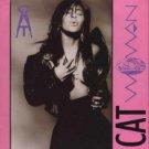 """Cat - Catwoman - UK   12"""" Single - RDT1T m/m"""