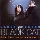 """Janet Jackson - Black Cat - UK   12"""" Single - AMY587 ex/m"""