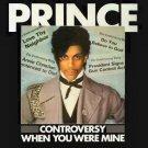 "Prince - Controversy - UK   12"" Single - K17866T ex/m"