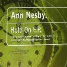 "Ann Nesby - Hold On EP - UK   12"" Single - 582233-1 ex/ex"