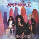 "Apollonia 6 - Sex Shooter - Spain   7"" Single - 8929182-7 ex/m"