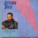 """Alexander O'Neal - (What Can I say) To Make You Love Me - UK   7"""" Single - 65285"""