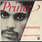 "Prince - Controversy - France   7"" Single - 17866 ex/m"