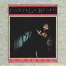 "Patti LaBelle - Yo Mister - UK   7"" Single - MCA1376 ex/m"