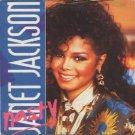 """Janet Jackson - Nasty - UK   7"""" Single - AM316 ex/ex"""
