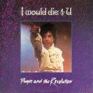 "Prince - I Would Die 4 U - UK   7"" Single - W9121 m/m"