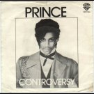 "Prince - Controversy - Holland   7"" Single - WB17.866 vg/ex"