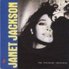 "Janet Jackson - The Pleasure Principle - UK   7"" Single - USA604 ex/ex"