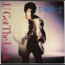 "Prince - U Got The Look - UK   7"" Single - W8289 vg/vg"